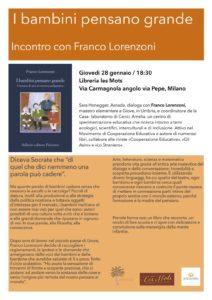 locandina per Franco a Milano2