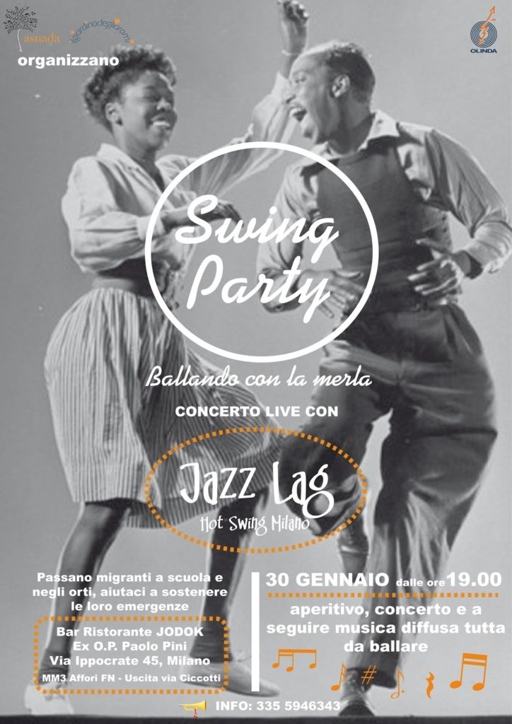swing party